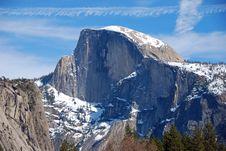 Free Half Dome, Yosemite National Park Stock Photos - 16006863