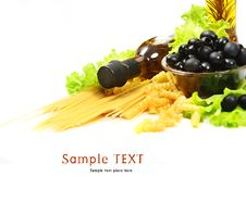 Free Olive Oil Royalty Free Stock Photo - 16008155