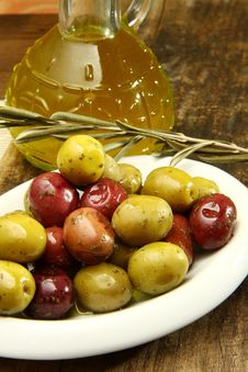 Free Olives Stock Photography - 16008742