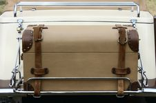 Free Vintage Suitcase Stock Photos - 16009933