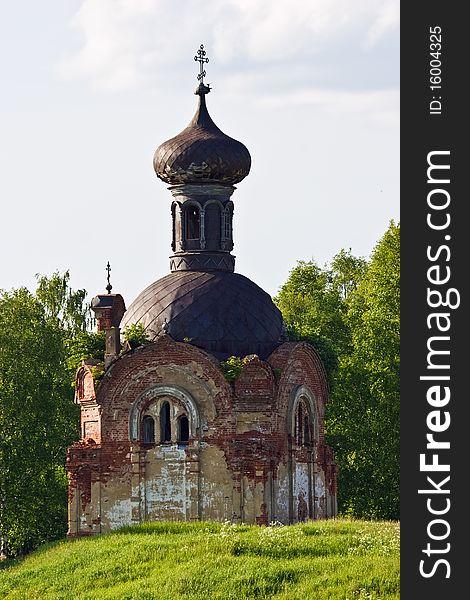 All Saints Orthodox church