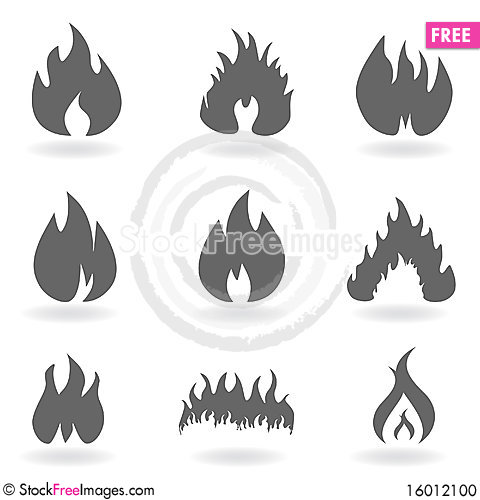 Free Flame And Fire Stock Photo - 16012100