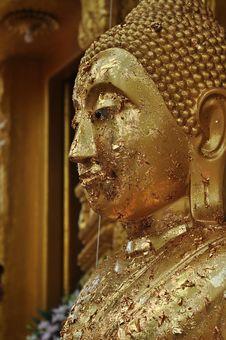 Free Buddha Image Royalty Free Stock Images - 16011069