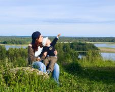 Free Mother And Son Royalty Free Stock Photography - 16013637