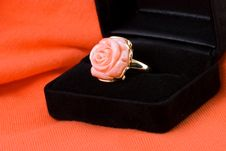 Free Coral_ring Royalty Free Stock Image - 16014196