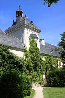 Free Building, Chenonceau Castle Royalty Free Stock Photo - 16014605