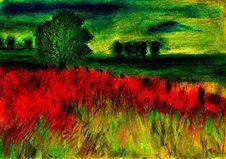Free Original Landscape Royalty Free Stock Photos - 16015448