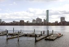Free Boston Panorama Stock Image - 16015801