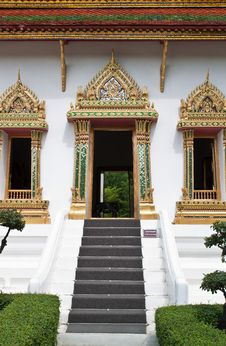 Free Dusit Grand Palace Royalty Free Stock Photography - 16016397