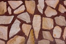 Free Stone Wall Texture Royalty Free Stock Photos - 16016398