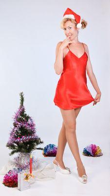 Free Mrs. Santa Clause Royalty Free Stock Photos - 16016858