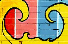Free Graffiti Details Royalty Free Stock Image - 16017716