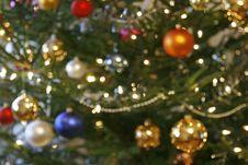 Free Christmas Tree Royalty Free Stock Photography - 16017957