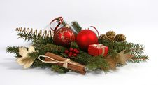 Free Christmas Decoration Stock Image - 16017981