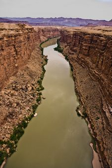 Free Colorado In Marble Canyon Stock Images - 16018754