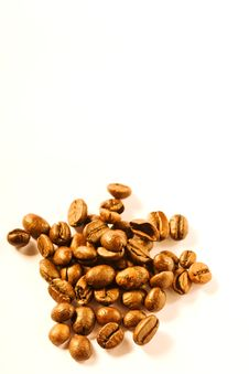 Free Coffee Beans Stock Photography - 16019142