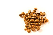 Free Coffee Beans Royalty Free Stock Images - 16019149