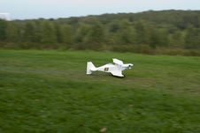 Radio-controlled Airplain Stock Images