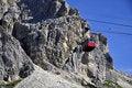 Free Passenger Ropeway Royalty Free Stock Image - 16020896