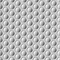 Free Circles Seamles Pattern Royalty Free Stock Photography - 16021497