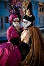 Free Venetian Carnival Masks Stock Photo - 16021800