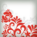Free Abstract Floral Background In Grunge Style Royalty Free Stock Photography - 16022867