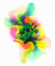 Free Colorful Watercolor Effects Royalty Free Stock Photography - 16028527