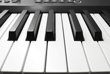 Free Piano Keys Stock Images - 16020634