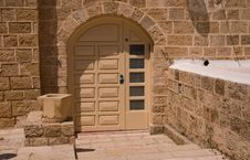 Details Of Architecture Streets Of Jaffa. Stock Image