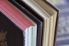 Free Books Royalty Free Stock Photos - 16022058