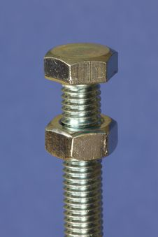 Free Nut And Bolt Stock Photos - 16023653