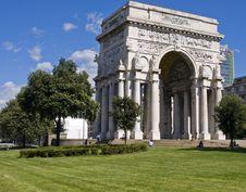 Free Arc De Triomphe Stock Images - 16023874