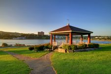 Free Bandstand Royalty Free Stock Image - 16023916