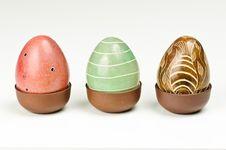 Free Stone Eggs Royalty Free Stock Photos - 16024888