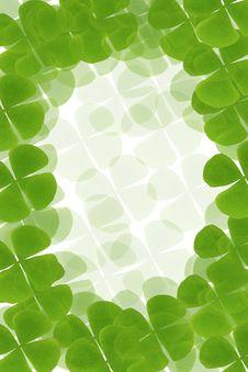 Free Green Plant Frame Stock Photo - 16025070