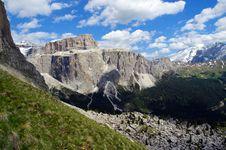 Free Dolomites Landscape Stock Photography - 16025102