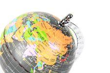 Free Terrestrial Globe Stock Image - 16026581