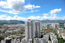 Free Sunny Buildings Stock Photo - 16028260