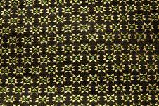 Thai Folk Textile Stock Photos