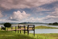 Khao Laem National Park,Thailand. Stock Photos