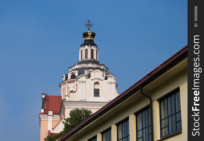St. Casimir s Cathedral in Vilnius