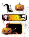 Free Set Of Halloween Elements Stock Image - 16030351
