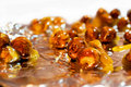 Free Wood Nut In A Sugar Syruр. Royalty Free Stock Images - 16036209