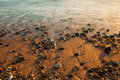Free Sea With Stones Stock Image - 16039261