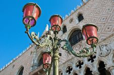 Free Palazzo Ducale Building Located At Venice, Italy Royalty Free Stock Image - 16031186