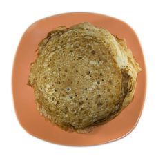 Russian Pancakes Stock Images