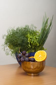 Free Fruit And Vegetables Royalty Free Stock Photos - 16031468