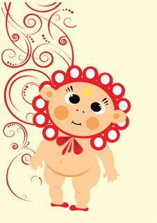 Free Fun Baby Royalty Free Stock Image - 16032066