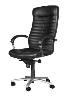 Free Black Office Armchair Royalty Free Stock Photography - 16032397