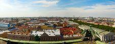 Saint-Petersburg Royalty Free Stock Photo